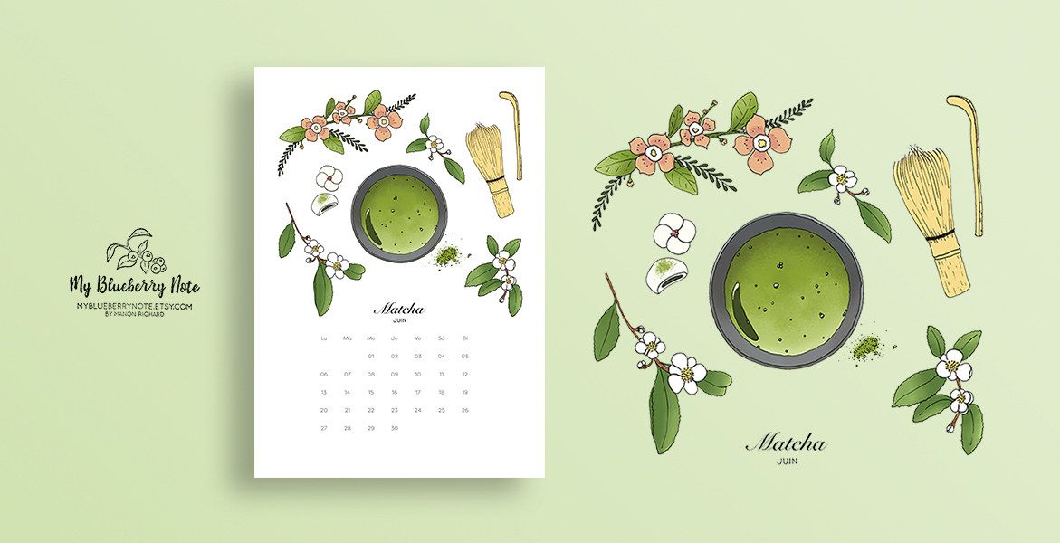 Calendrier Thés et infusions 2016 img4