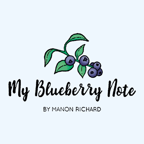 My Blueberry Note logo