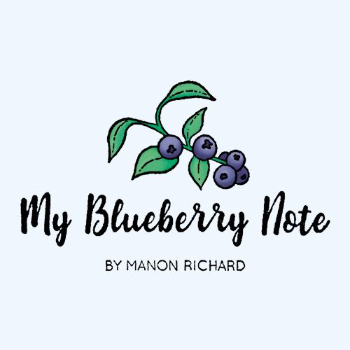 My Blueberry Note logo