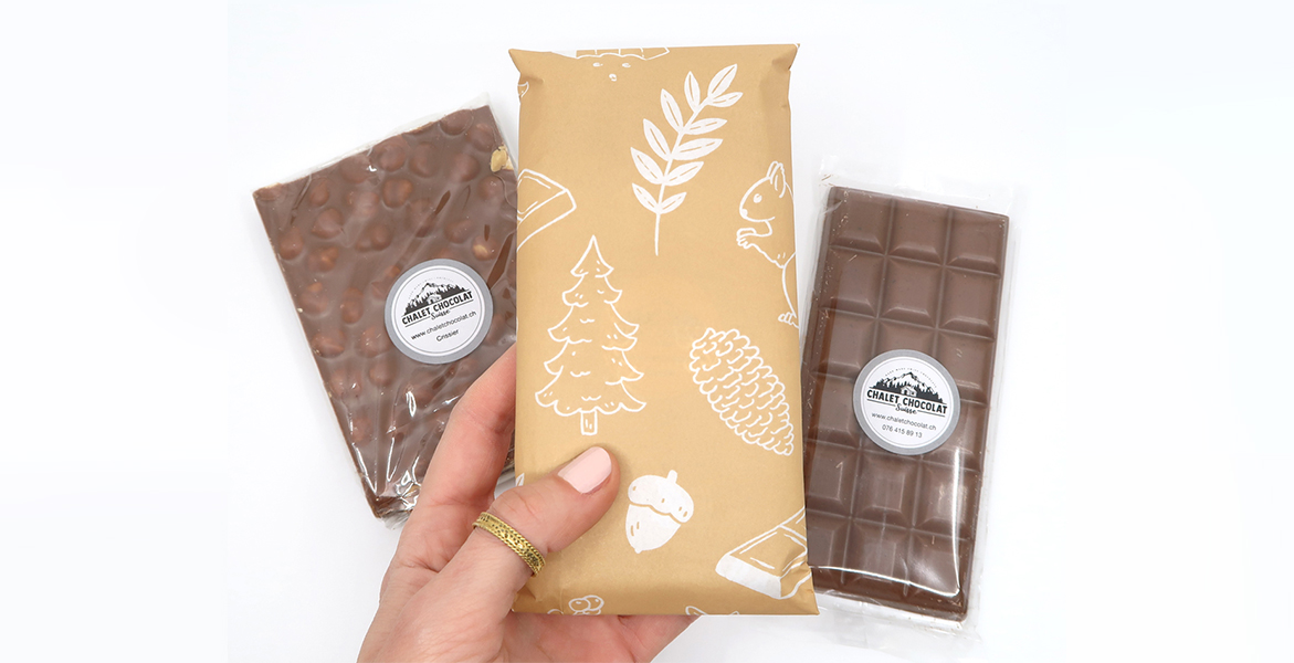 Chalet Chocolat packaging 4